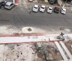 Confecção da calçada - Rua Ibiraçu (3)
